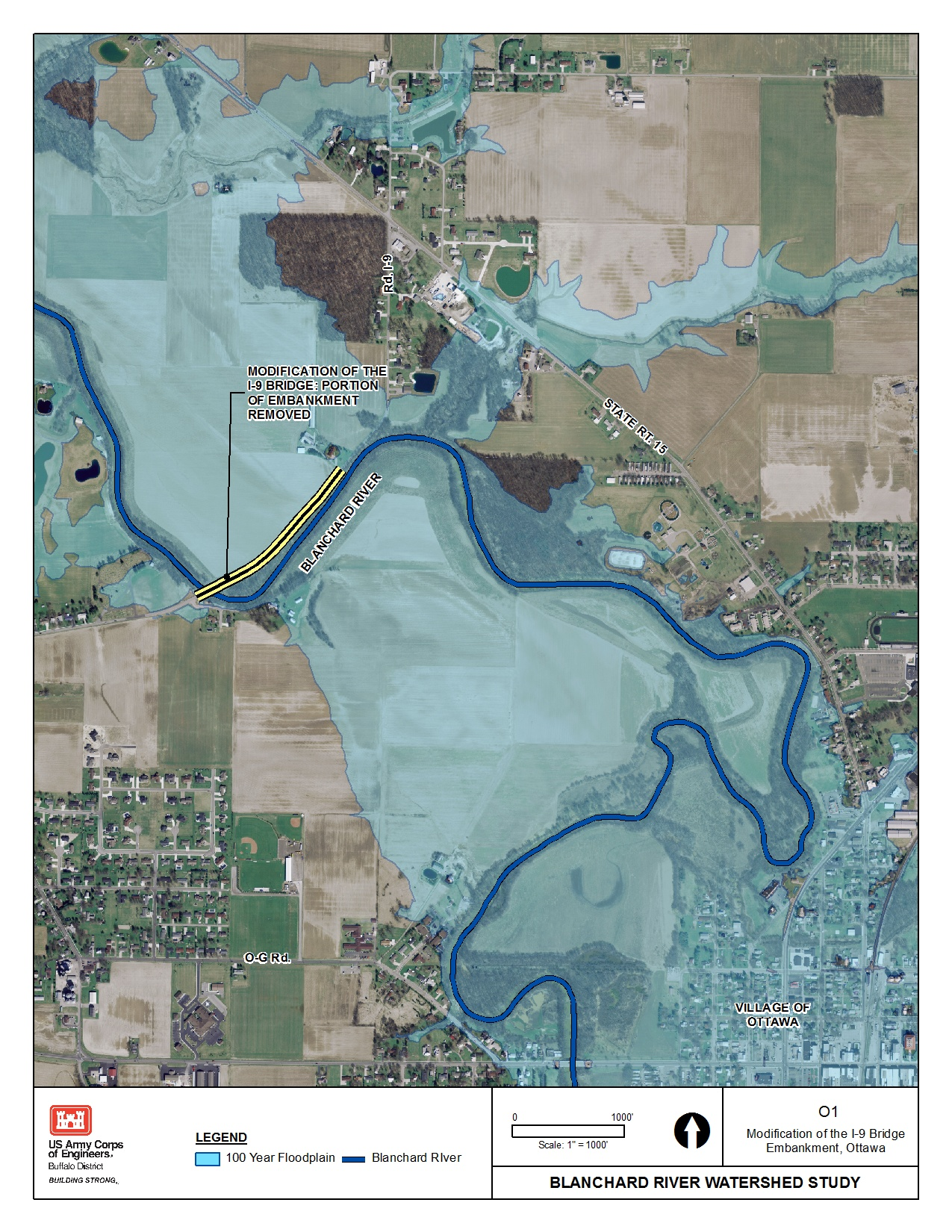 Buffalo District Missions Civil Works District Projects - Us corps of engineers district map